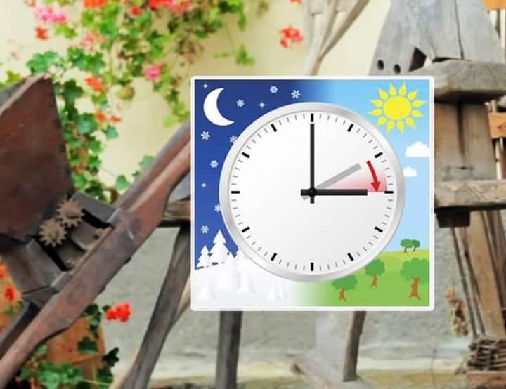 Nezabudnite na zmenu času! ⏰ Jak by starínek ríkali, budeme mjet o hodzinu vjec a noc bude kratší….Záhorská Bystrica