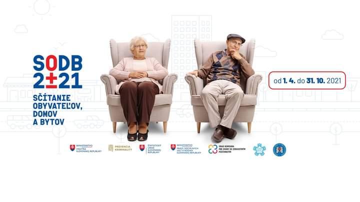 V období od 3. mája do 13. júna 2021 prebieha v Bratislave asistované sčítanie obyvateľstva.  Buďte…