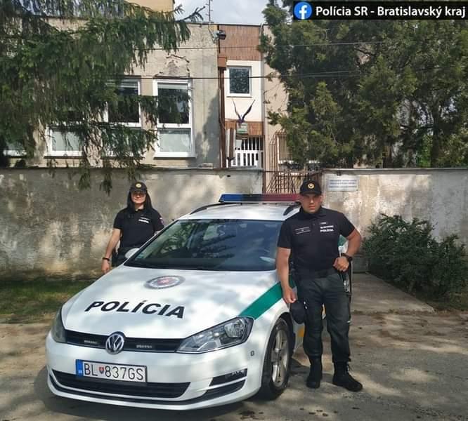 POLICAJTI Z RUSOVIEC BODUJÚ👍🚔👮 👏Pochvalná správa vyjadrujúca vďaku rusovským policajtom sa dostala…