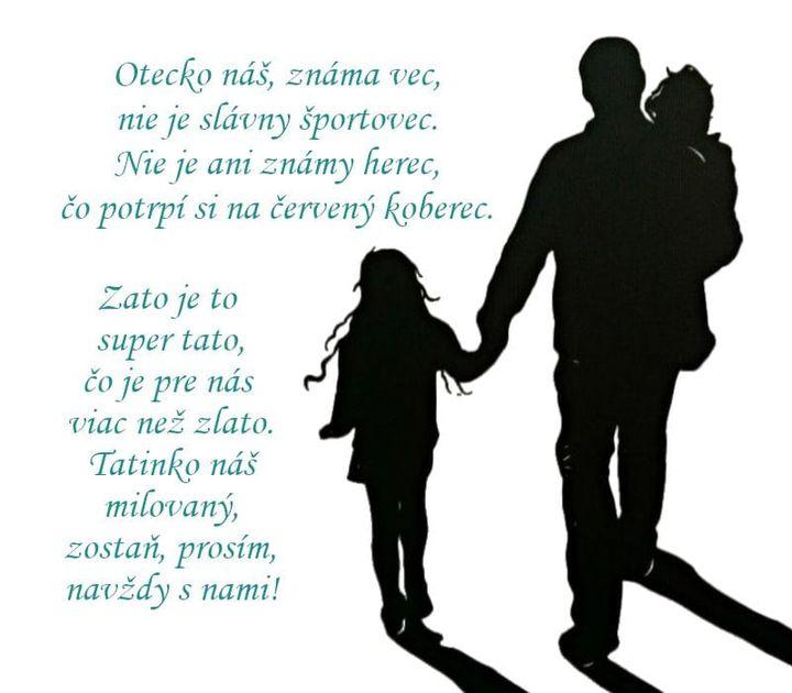 Oci som vďačný a rád že si môj a že ťa mám. +T