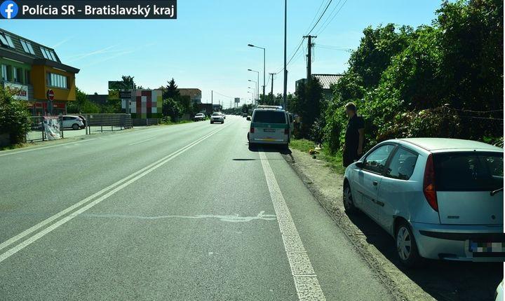 Photos from Polícia SR – Bratislavský kraj's post