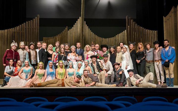 Photos from Divadlo Nová scéna's post