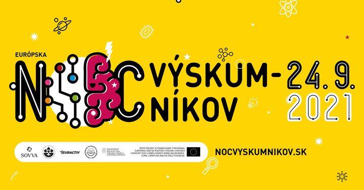 🎉🔬Festival vedy Európska NOC VÝSKUMNÍKOV  si aj tento rok pre všetkých záujemcov pripravil sériu webinárov so slovenskými vedkyň…