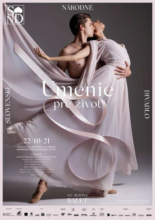 Predstavujeme vám baletné, činoherné a operné premiéry 102. sezóny Slovenského národného divadla!