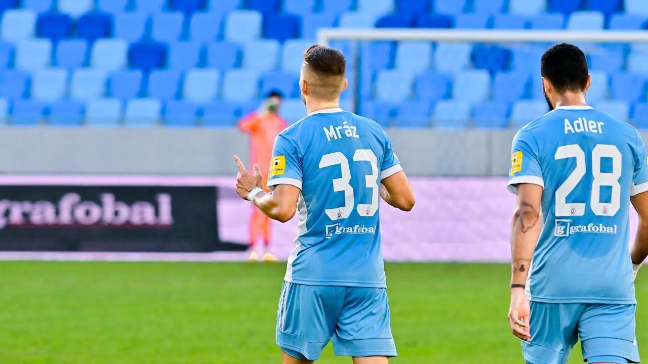 REVIEW   ŠK Slovan Bratislava – MŠK Žilina   2:2