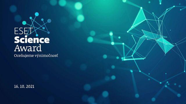 Slávnostné vyhlásenie laureátov ESET Science Award