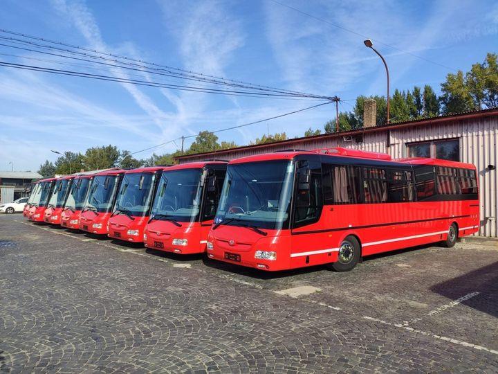NA PÔDE ŽUPY ROKOVALI ZÁSTUPCOVIA AUTOBUSOVÝCH DOPRAVCOV AJ ŠOFÉROV 🚌 Od 15. novembra bude novým dopravcom v kraji Arriva, štafe…