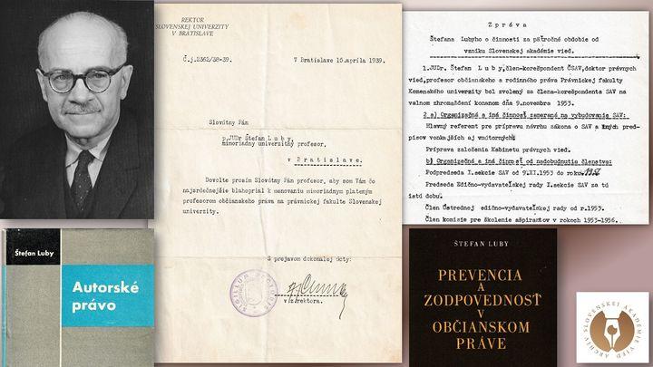 📅Pred piatimi dňami 10. októbra sme si pripomenuli 45 rokov od úmrtia významného slovenského právnika a vysokoškolského pedagóga…