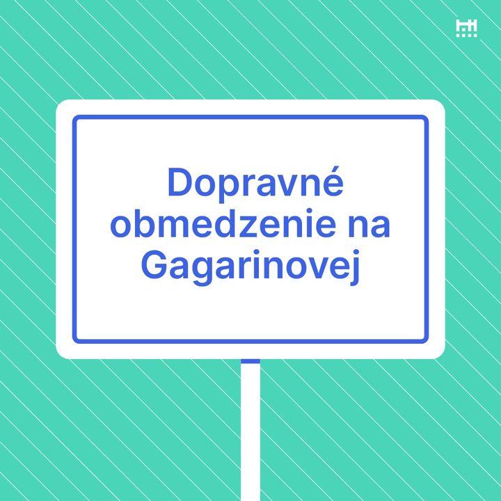 🚧 Na Gagarinovej ulici v Ružinove budú od piatka 22.10.2021 do nedele 24.10.2021 prebiehať práce spojené s opravou cesty. Počas …