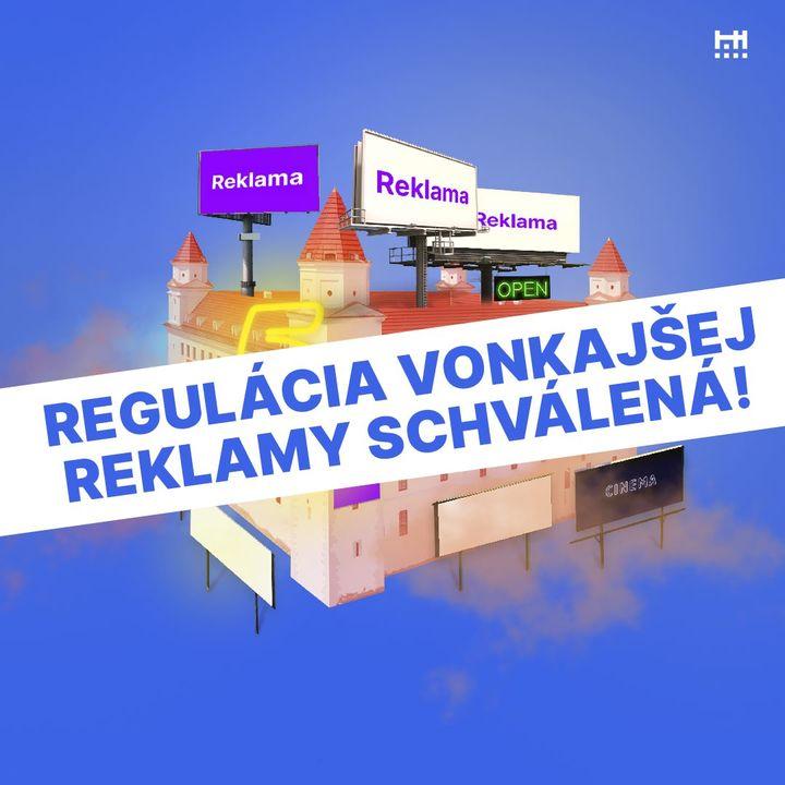 Mestské zastupiteľstvo dnes v rámci zmien a doplnkov územného plánu schválilo novú reguláciu reklamných stavieb❗   Podarila sa n…